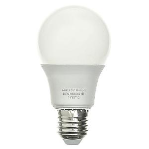 Lâmpada LED Bulbo 10W Residencial Branco Quente Bivolt | Inmetro