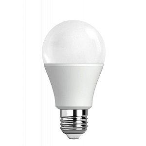 Lâmpada LED Bulbo 9W Residencial Branco Quente Bivolt