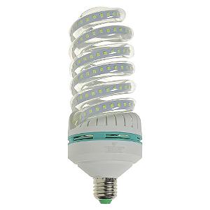 Lâmpada LED Espiral 30W Branca | Inmetro