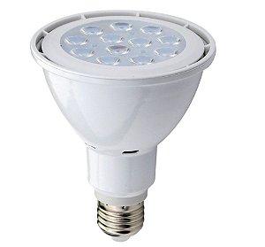 Lâmpada Par30 LED 12w Bivolt Branco Quente | Inmetro
