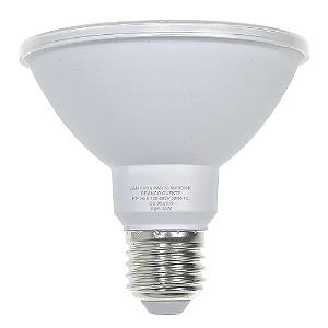 Lâmpada Par30 LED 9W Bivolt Branco Quente| Inmetro