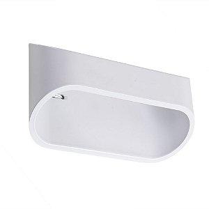 Luminária Arandela LED 3W Branco Quente