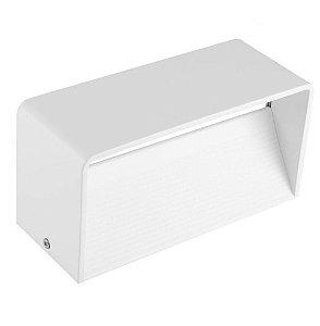 Luminária Arandela LED 6W Branco Quente