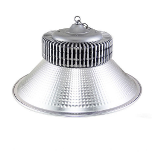 Luminária Industrial LED High Bay Light 200W Branco Frio