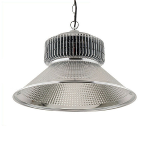 Luminária Industrial LED High Bay Light 50W Branco Frio