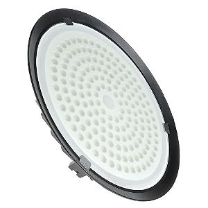 Luminária Industrial LED High Bay UFO 150W Branco Frio