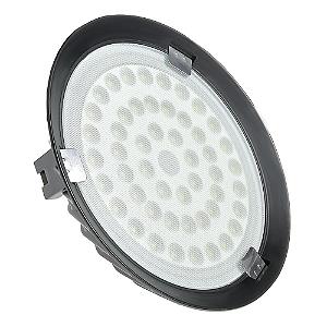 Luminária Industrial LED High Bay UFO 50W Branco Frio