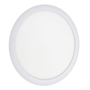 Luminária Plafon 32w LED Embutir Branco Frio