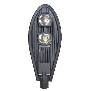 Luminária Pública Super LED 100w Branco Frio