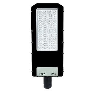 Luminária Pública Ultra LED SMD 200w Branco Frio