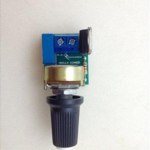 Mini Dimmer Universal Bivolt 1000W/220V - 650W/127V