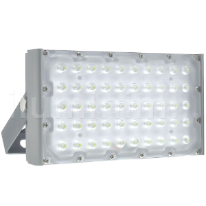 Refletor LED Industrial Modular 50w Performance PRO Rosa - IP68