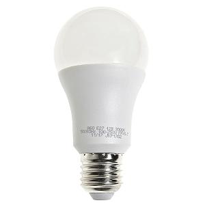 Lâmpada Bulbo LED A60 12W Bivolt Branca - Amarela | Inmetro