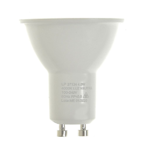 Lâmpada LED Dicroica MR16 4,8w Branco Neutro | Inmetro