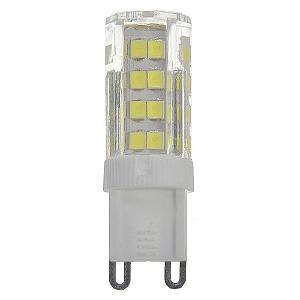 Lâmpada LED Halopin G9 7w Branco Quente 110V | Inmetro