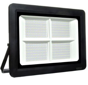 Refletor MicroLED SMD Ultra Thin 1000W Branco Frio