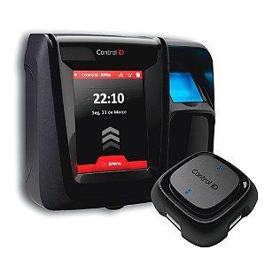 Controle de Acesso Biométrico iD Flex Pro AC/BP/A - Control iD