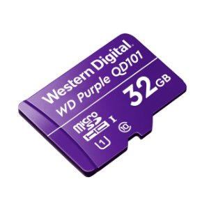 Cartão de memória 32Gb C10 - CFTV- Purple Western - WD