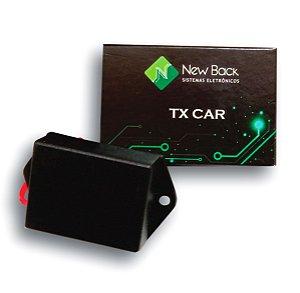 TX car controle portão farol carro ou moto 433MHZ - New Back