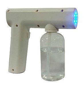 Pulverizador Pistola Desinfetante Neblina Portátil