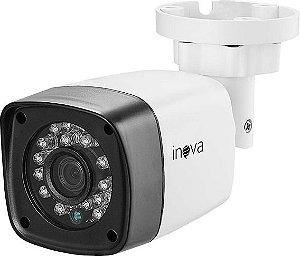 Câmera Bullet 25m 720 Infra 2,8mm Plastica IP66 - Inova