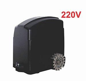 Movimentador de portão deslizante Trino Wifi Rapido 300kg 220v - AGL