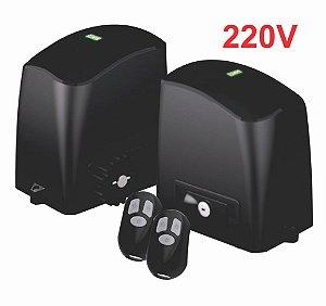 Movimentador de portão deslizante 1/5 Slider Slim 220v - RCG