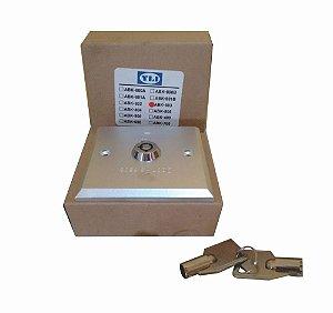 Botoeira com chave ABK 803 Na-Nf - YLI