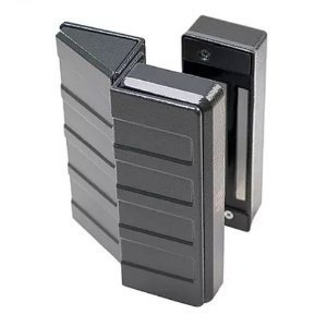 Fechadura magnética 600kg metal madeira - AGL