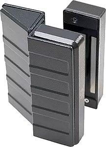 Fechadura magnética 150kg metal madeira - AGL