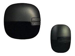 Campainha digital sem fio wireless touch screen Preta ou Branca - AGL