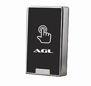 Botoeira Acionador digital Touch Na/Nf - AGL