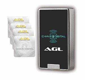 Controle de acesso aproximação CA 2000 RFID Plus - AGL