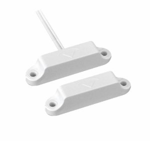 Sensor Magnético com fio Portas e janelas - Compatec