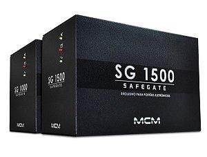 Nobreak SG 1500-MCM - Portão de Garagem