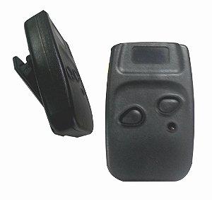 Controle Remoto Garagem Clipe 299mhz- Sinaltec-c/pilha