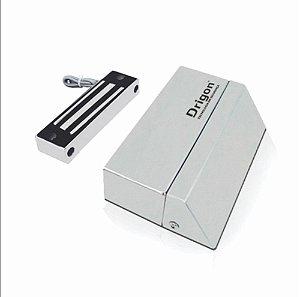 Fechadura Eletroimã Advance Drigon Vidro/Vidro 120 Kgf