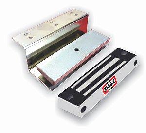 Fechadura Magnética Maglock - 150kg