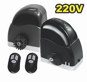 Movimentador de Portão Deslizante 1/4 Slider Maxi 220v - RCG