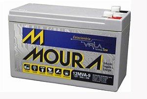 Bateria 12v - 7A Moura
