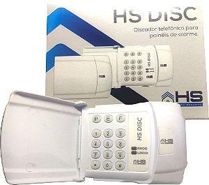 Discadora Telefônica para Alarme HS DISC - HS