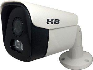 Câmera Bullet 20m 1080 Infra Metal IP66 Color dia e noite - HBtech