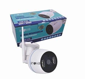Câmera Bullet Wifi fixa Onvif 2MP 3.6MM 5705 - Inova