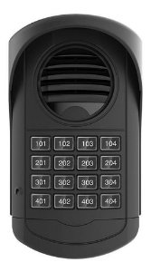 Porteiro Eletrônico Coletivo S300 16 pontos - AGL