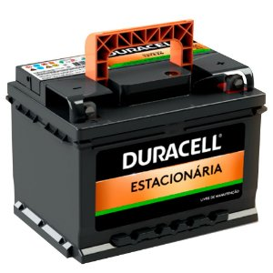 Bateria Estacionária 12V  45ah (C100-45ah) 12TE45 Duracell