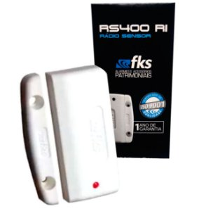 Sensor Magnético s/fio RS400 Slim G2RI - FKS