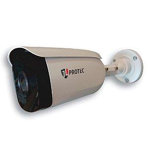 Câmera IP Bullet 25m 3 MP Infra 2,8mm IP66 - Protec