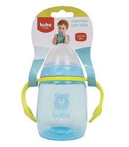 Copo de Treinamento Azul com Alça Buba Baby