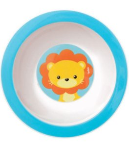 PRATO BOWL ANIMAL FUN LEÃO– Buba