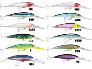 Isca Artificial Rapala X-rap 20